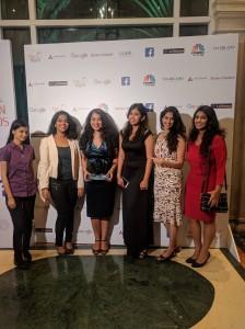 Digital Women Awards (Category - Disruption) by SheThePeople.tv . November 2017